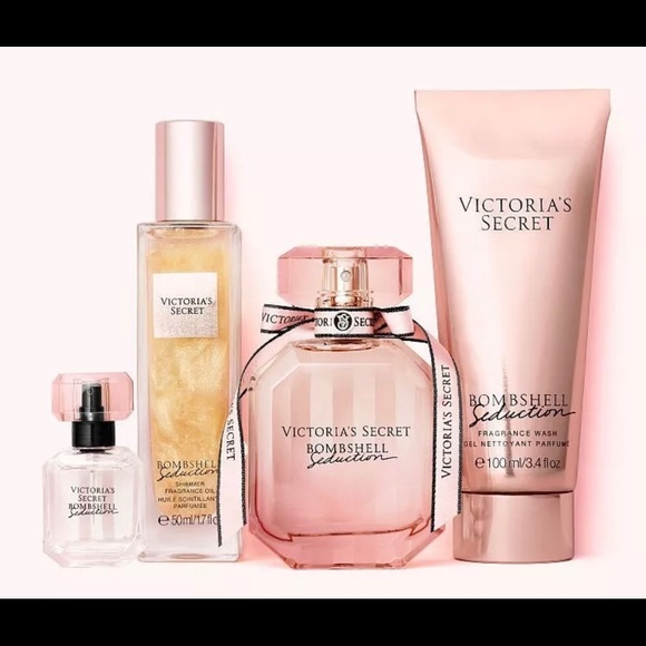 b3f1cb8c9cd Victoria s Secret Bombshell seduction gift set.